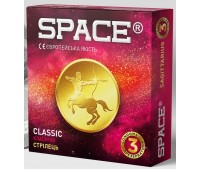 Презервативы SPACE №3 Classic Стрелец