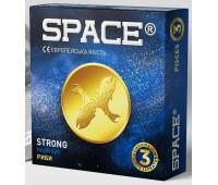 Презервативы SPACE №3 Strong Рыбы
