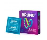 Презервативы BRUNO Double Surprise