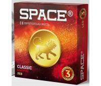 Презервативы SPACE №3 Classic Лев