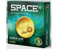 Презервативы SPACE №3 Double Love Козерог