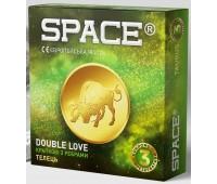 Презервативы SPACE №3 Double Love Телец