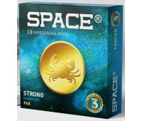 Презервативы SPACE №3 Strong Рак