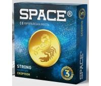 Презервативы SPACE №3 Strong Скорпион