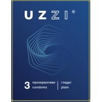 Презервативы UZZI plain №3 (конверт)