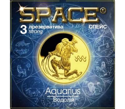 SPACE №3 Водолей